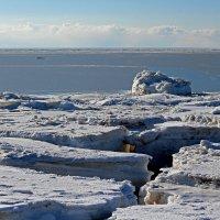 Белое море. Весна :: Владимир Шибинский