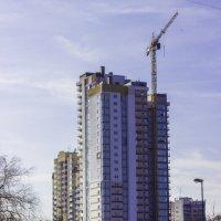 Город. Бетонируем и строим, чтобы все ходили строем... :: G Nagaeva