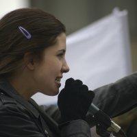 Марш и митинг за мир, 15.03.14 На митинге тоже есть сцена :: Николай Алексеев