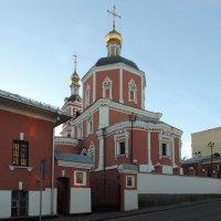 Церковь Петра и Павла у Яузских ворот :: Александр Качалин