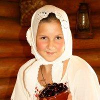 Настя. :: Наталья Цветкова