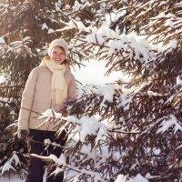 Зимняя прогулка :: Евгений Андронов