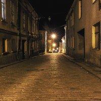 Прогулка по ночному Выборгу :: Илья Киряков