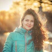 Солнце в волосах :: Татьяна Тонева