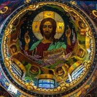 Спас на Крови. Иисус Христос :: Александр Неустроев