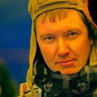 Парашютист. :: Алексей Хаустов