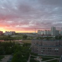 Из окна :: Михаил Вандич