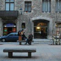 На улочках Барселоны :: Анна Логвинова