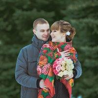 Павел и Екатерина 14.03.2014 г. :: Юрий Лобачев