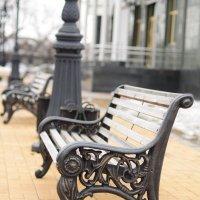 скамейка :: Александр Пустовит
