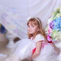 Маленькая невеста :: Анна Волошко