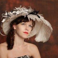 белая шляпка :: Наталья Василькова