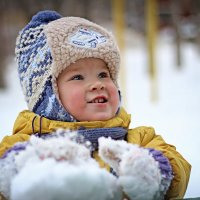 зима... :: Олеся Товаренко