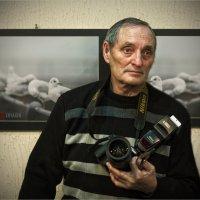 Фотограф Дмитрий Розенбаум :: Виктор Перякин