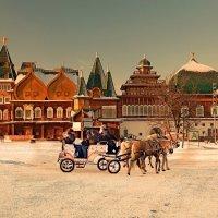 Москва, Коломенское :: Кирилл Малов