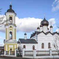 Церковь Николы. :: Sergey Serebrykov