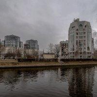 Санкт-Петербург, река Ждановка. :: Александр Дроздов