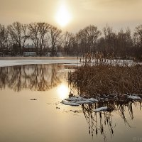 тихий вечер :: Sergey Baturin