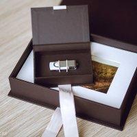 коробочки для usb флешки :: Ольга Самойлова