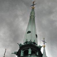 Пол четвертого... :: Игорь Липинский