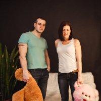 Юля+Саша :: Евгения Трибунская