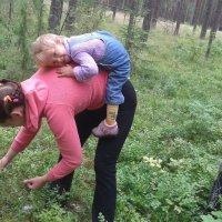 Хорошо с мамой ) :: Владимир Фомин