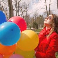 встречая весну :: Irina Alikina