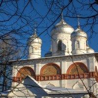 Церковь Святой Троицы.Старая Русса. :: Ирина Чикида