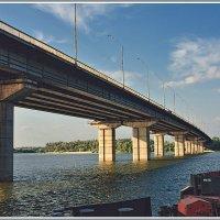 Кайдакский мост :: Юрий Муханов