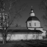 Иркутск купеческий. Спасо-Преображенская церковь. :: Rafael
