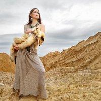 В песках :: Виталий Зверев