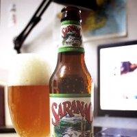 Saranac White IPA. :: Sholban Donduk