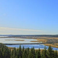 март  озеро Карамаланьярви :: Сергей