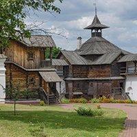 В монастыре :: Сергей Тарабара