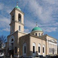 Церковь Воскресения Словущего в Даниловской слободе :: Александр Качалин