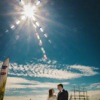 Озарено лучами свадебного солнца :: Виктория Joy