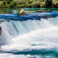 Водопад Манавгат. :: Александр Рамус