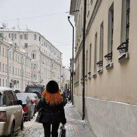 Где ж ты гуляешь, Весна? :: Ирина Данилова