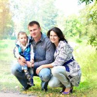Семья :: Анастасия Лебедовских