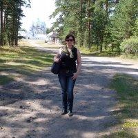 Остров Коневец, Ладожское озеро :: Nika
