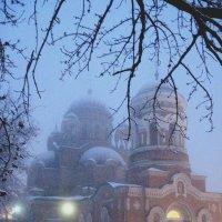 Храм Александра Невского :: Юрий Гайворонский