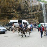 Чегемские водопады. :: Нина