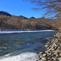 река Белая :: Нина Сигаева