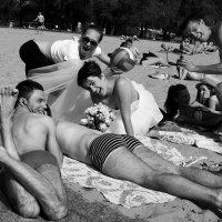 на пляже :: виктор омельчук