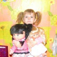 куколки :: нина Шманичева (Смурова)