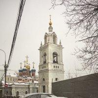 Зарядье :: Алексей Окунеев