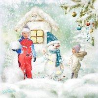 Новогоднее настроение :: Svetlana Gordeeva
