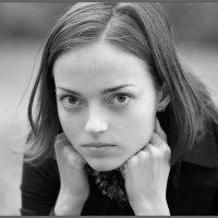 Портрет девушки... :: Детский и семейный фотограф Владимир Кот