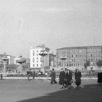 Хабаровск 1950-ые :: Олег Афанасьевич Сергеев