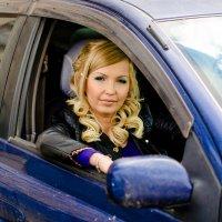 Леди авто :: Анастасия Лебедовских